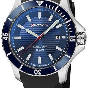 Wenger Seaforce 01.0641.119 Kello Sininen / Kumi