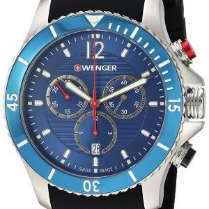 Wenger Seaforce 01.0643.110 Kello Sininen / Kumi