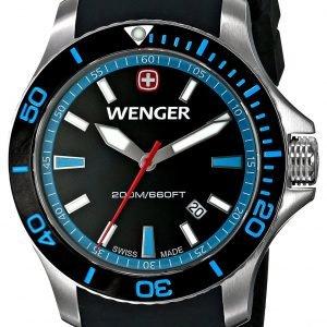 Wenger Seaforce 0641.104 Kello Musta / Kumi