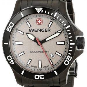 Wenger Seaforce 0641.107 Kello Harmaa / Teräs