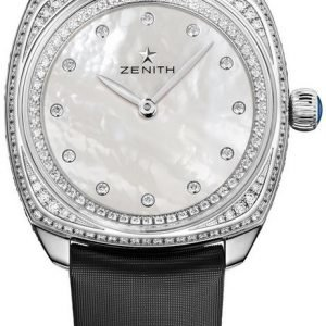 Zenith Heritage 45.1971.681-80.C717 Kello Tekstiili