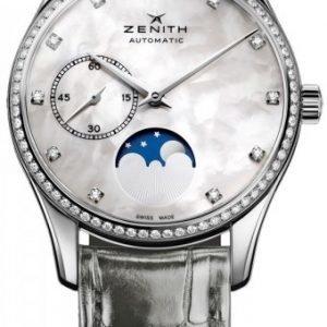 Zenith Heritage Ultra Thin Lady Moonphase 16.2310.692-81.C706 Kello