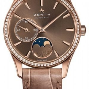 Zenith Heritage Ultra Thin Lady Moonphase 22.2310.692-75.C709 Kello