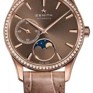 Zenith Heritage Ultra Thin Lady Moonphase 22.2310.692-75.C709 Kello