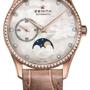 Zenith Heritage Ultra Thin Lady Moonphase 22.2310.692-81.C709 Kello