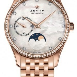 Zenith Heritage Ultra Thin Lady Moonphase 22.2310.692-81.M2310 Kello